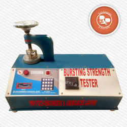 Digital Type Bursting Strength Tester