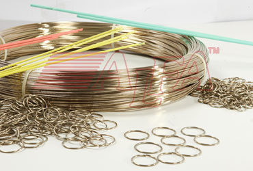 Silver Brazing with Cadmium-ALFA-205