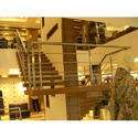 Bar Stainless Steel Stainless Steel Stair Railing
