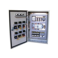 Deep Automation Motor Starter Control Panel