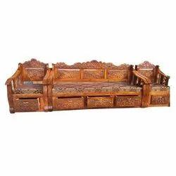 B-Brown Arts Modern Folding Sofa Set, Size: Traditional