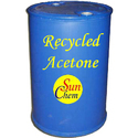 Recycled Acetone