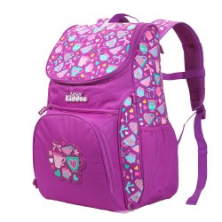 Smily Kiddos Polyester Pink Fancy Shoulder Bag