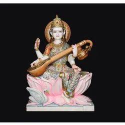 Mable Saraswati Statue