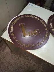 Golden Steel ACP Signage