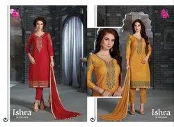 Khushika Designer Churidar Ladies suit