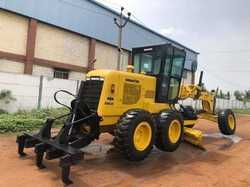 Used Motor Grader Komatsu GD 525 with Ripper Attachment
