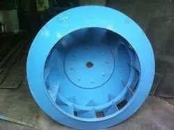 Two Sided Blower Fan Impeller
