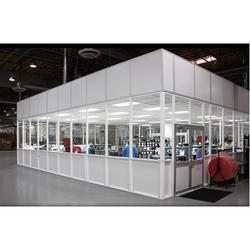 Puf 10.5 Feet Modular Clean Room