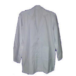 Cotton White Lab Coat