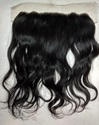 Allure Frontal Natural Body Wavy Hair