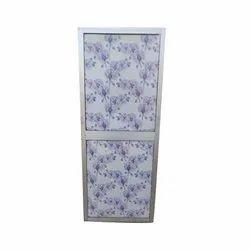 Printed Aluminum  Bathroom Door