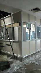 Powder Coated Aluminium Glass