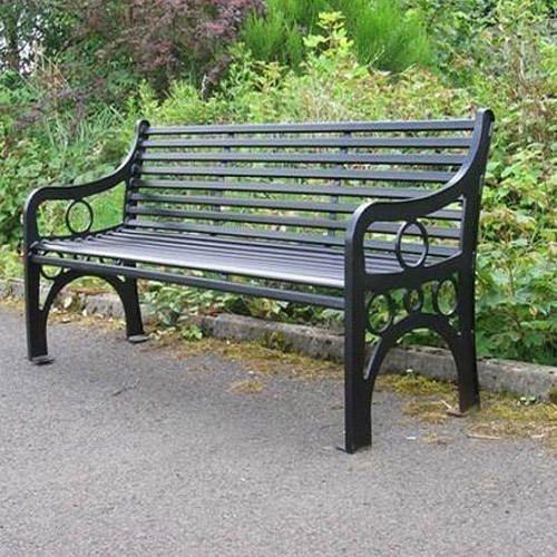 Brilliant Mild Steel Garden Bench Alphanode Cool Chair Designs And Ideas Alphanodeonline