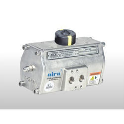 Pneumatic Rotary Actuator Stainless Steel