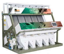 5 Chute Bi Chromatic Color Sorter