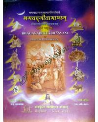 Bhagavad Gita Bhasyam 3 Vols Book