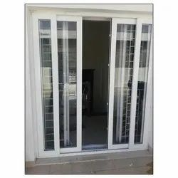 2 Track UPVC Sliding Door