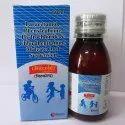 Paracetamol, Phenylephrine Hydrochloride & Chlorpheniramine Maleate Oral Suspension