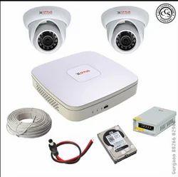 2 CCTV Camera Setup