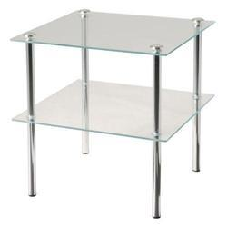 Side Glass Table