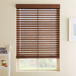 Horizontal Wooden Venetian Blind