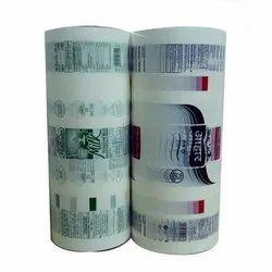 Printed LDPE Film Rolls