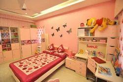 2 Bhk Flat Interior Designing Kids Room At Rs 350000 Unit Flat Interior Designer Flat Interior Designing Service फ ल ट स ड ज इन ग सर व स फ ल ट ड ज इन ग स व ए New Items 7 Heaven Interior Designing