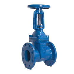 Y K Enterprises Cast Iron Gate Valve, Size: 40mm To 300mm, Model Number/Name: Rank Gate Valve