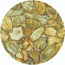 Round Table Top Stone Slab