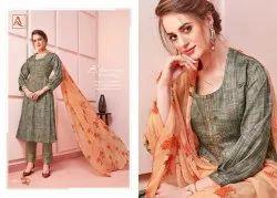 Designer Pure Cotton SAlawar Suits