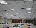 Gyproc Coated Grid Ceiling, Thickness: 8 Mm, Panel Size- 600*600 Mm