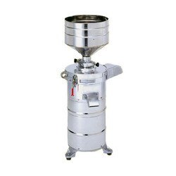 Chaman Enterprises Bean Grinding Separating Machine