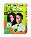 Unisex Korra Hair Colouring Shampoo For Personal