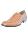 Pioneer Leather Formal Mocassions