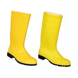 Yellow Colour Gumboot