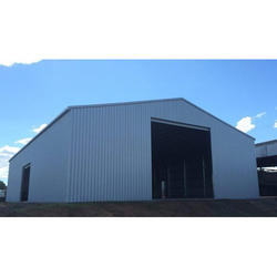 Steel Warehouse Sheds