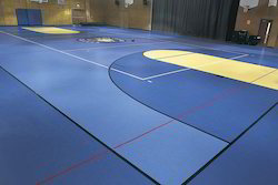 Akshith Techno Coatings Sports Flooring Service