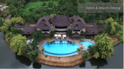 Aerial Photography of Hotel And Resort