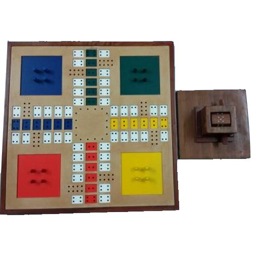 Game Items - Chess Board With Side Box Manufacturer from Indore