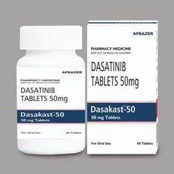 Dasakast - Dasatinib Tablets 50 mg
