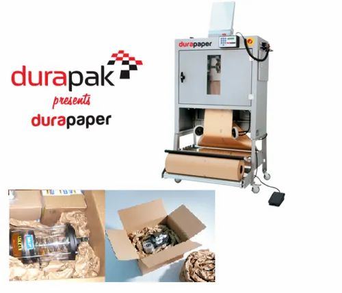 Paper Air Cushion Machine