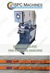 Pad Printing Machine  For Hacksaw Blade