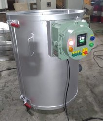 Flameproof Drum Heater