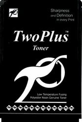 TWO PLUS CANON TONER