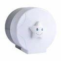Plastic Mini Toilet Roll Dispenser