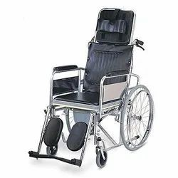 Reclining Wheelchair for illness, injury or disabiled Patients & Elders