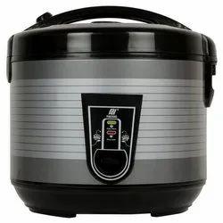 2000 Watt PR- RC18 Poweronic Rice Cooker, For Home,Restaurant, Capacity: 1.8 Litre