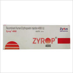 Zyrop Recombinet Human Erythropoietin Injection
