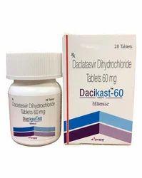 Dacikast Daclatasvir Tablets